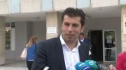 Асен Василен и Кирил Петков не казаха дали ще участват в следващия служебен кабинет