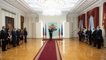 В Деня на българския лекар награди от президент и БЛС