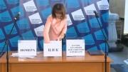 ЦИК изтегли номерата на бюлетините за изборите 2 в 1
