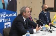 Лъчезар Борисов: Предлагаме работещи мерки в подкрепа на предприемачите и на младите хора за стартиране на бизнес