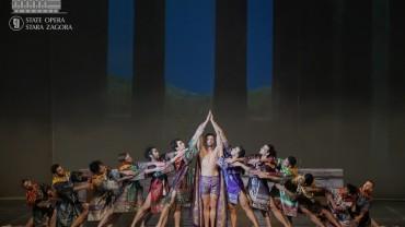 """""""Сънят на Пилат"""" – невиждан спектакъл на Държавна опера-Стара Загора на сцената на НДК"""