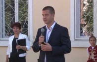 """Кметът Живко Тодоров откри учебната година в Търговската гимназия и НУ """"Д.Благоев"""" в Стара Загора"""