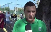 Спортни прояви в деня на откриване на Новия парк