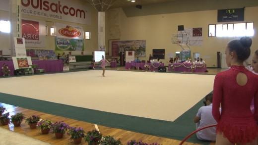 МТ по художествена гимнастика в Пазарджик