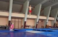 МТ по скокове на батут във Валядолид