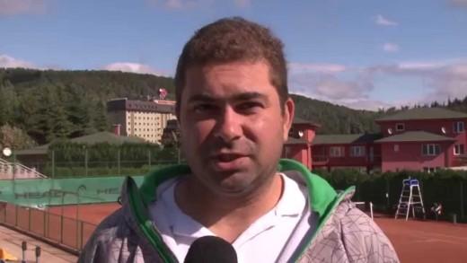 Турнир по тенис на корт за деца