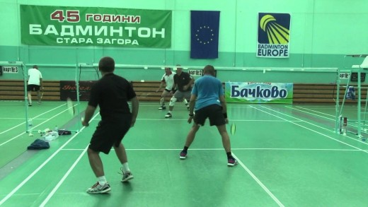 Европейски игри по бадминтон за ветерани