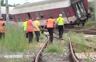 Делото за влаковата катастрофа тръгва на 3 ноември?
