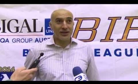 """БК """"Берое"""" със загуба в Балканската лига"""