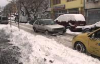 """""""Зауба"""" АД остави старозагорци в снежен капан в първия работен ден"""