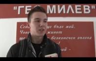 """Ученик от Природо-математическата гимназия """"Гео Милев""""  със сребърен медал по тенис на маса на турнир в Сърбия"""