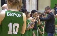 """Сребърни медали за баскетболистките на """"Берое"""""""