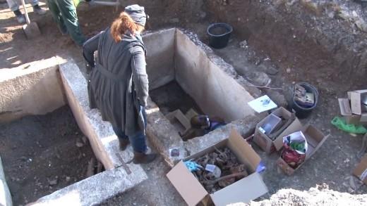 Новия открития за източния некропол на Августа Траяна