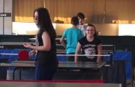 Приключиха общинските игри по тенис на маса за юноши и девойки
