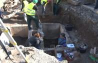 Откриха масов гроб от античността
