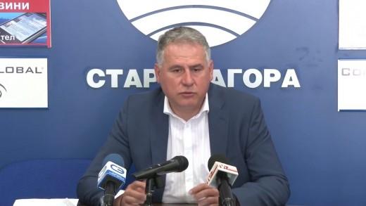 Димитър Танев: Важно е да имаме единен кандидат