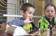 """Клуб по шахмат """"Траяна 2011"""" домакинства на приятелска среща по шахмат за деца"""
