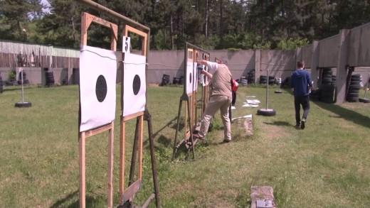Турнир по спортна стрелба се провежда в Стара Загора