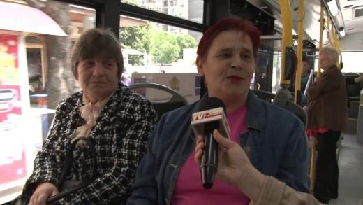 Кой говори в градския транспорт?
