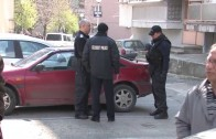 "Арест заради коктейли ""Молотов"""