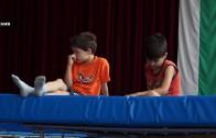 """Първи турнир по скокове  на батут  """"Децата на Южна Слънчева България"""""""