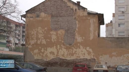 Изграждат паркинг на мястото на отрезвителя в Стара Загора