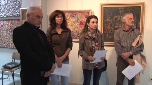 Живописецът Ангел Карагьозов с Голямата награда на Есенен салон'2016