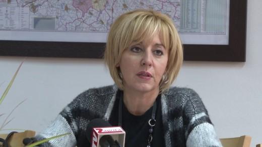"""Да се въведе строителна забрана за """"Бедечка"""", препоръча Мая Манолова"""