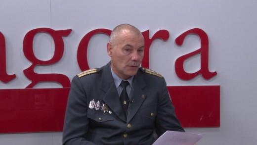 Комисар Стоян Колев с високо отличие