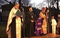 Посрещане на новия митрополит в Стара Загора