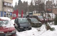 Разбиха 13 коли в Стара Загора