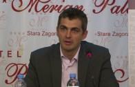 """Станислав Тодоров е водач на листата в Старозагорско от """"Да, България"""""""