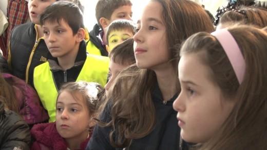 Над 200 деца посетиха Хилендарския метох