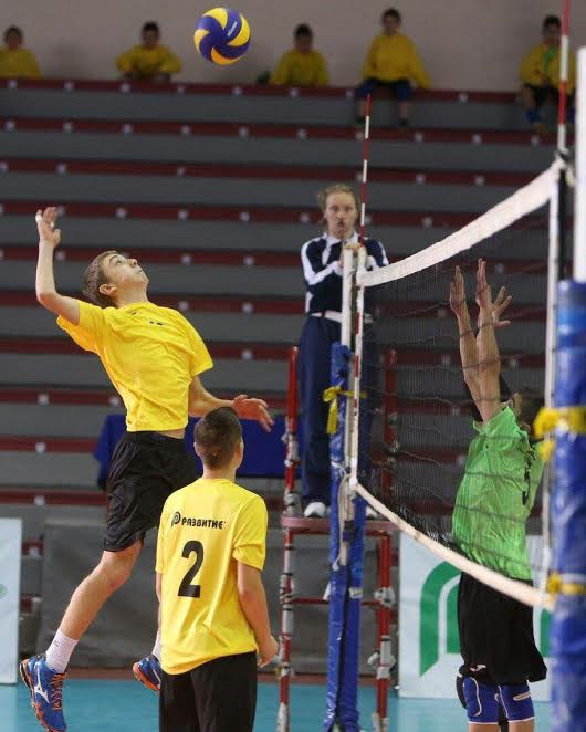 Турнир на Българската волейболна скаут лига в Стара Загора