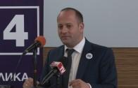 """Лидерите на """"Нова Република"""" призоваха за силна десница с № 4"""