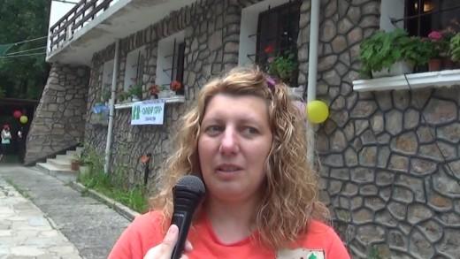"""Спортен празник  """"Мама, татко и аз"""" се проведе край Стара Загора"""
