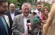 Световният шампион по шахмат Анатолий Карпов  посети Стара Загора