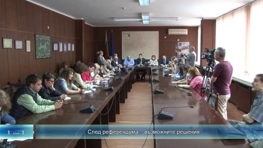 Живко Тодоров: Имаме решение, което да удовлетвори и двете страни след проведения референдум