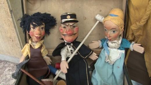 60 години куклено изкуство в Стара Загора