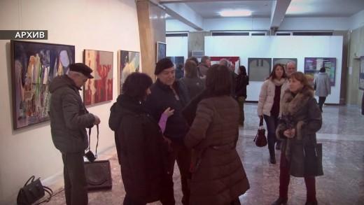 В Стара Загора откриват изложба на наградените участници в Балканското  квадринале на живописта'2016