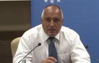 Бойко Борисов пред ГЕРБ Стара Загора – регионален семинар