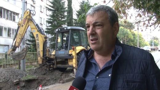 Защо спира водата в Стара Загора?