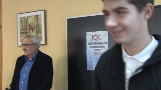 Награди на НТС Стара Загора по повод Деня на будителите