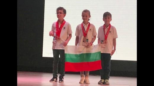 Бронзови медали и бронзова купа за младите старозагорски математици в Куала Лумпур