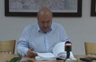 Пресконференция на председателя на Общински съвет Стара Загора Таньо Брайков по повод предстоящата сесия на 29 ноември