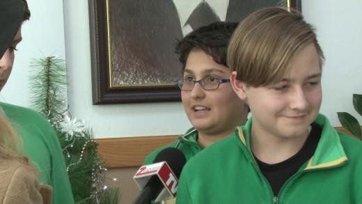 Ученици от IV ОУ с награди от състезание по история