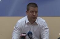 Пресконференция на Живко Тодоров