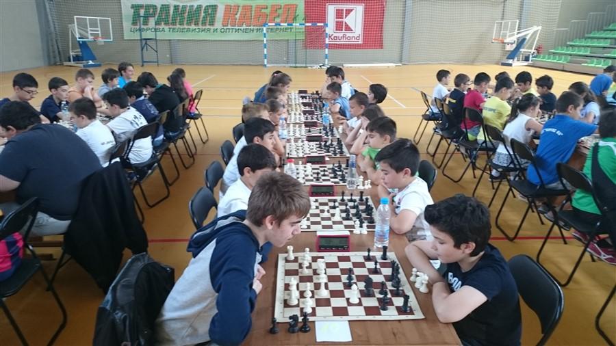 """Стара Загора ще бъде домакин на XIII-тия турнир по шахмат """"Тракийско конче"""""""