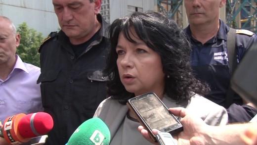 Министърът на енергетиката: Пожарът няма да се отрази на сигурността на енергийната система