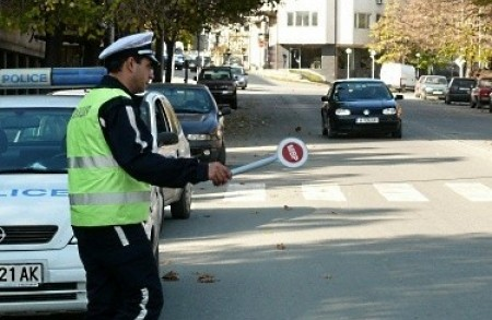 Polizai s palka